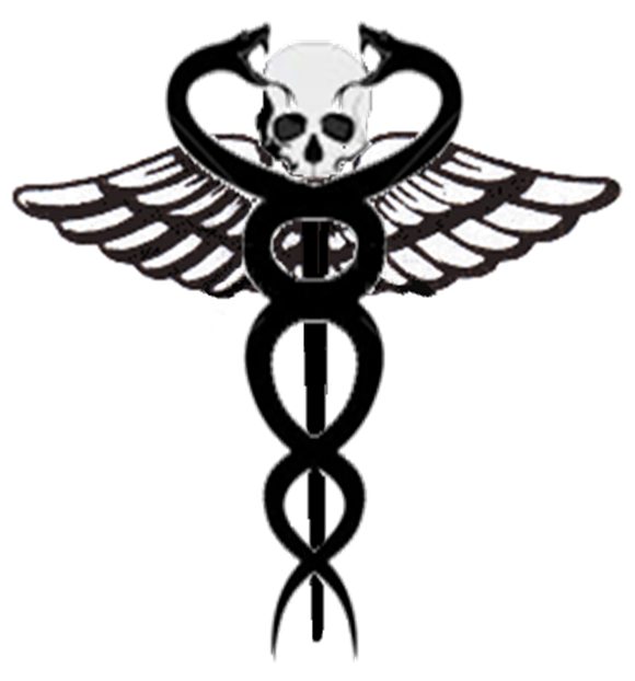 Medical Logos Snake Tattoo - TattoosKid