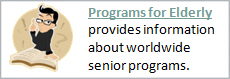 Learn about Programs for Elderly