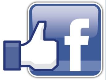 "Follow us (and Like us) on Facebook."" width="