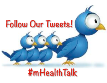 Follow @mHealthTalk on Twitter.