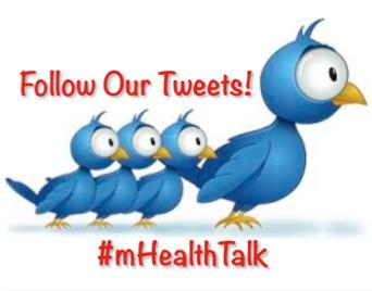 Follow @mHealthTalk on Twitter.
