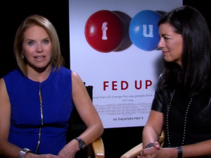 Katie Couric is Fed Up
