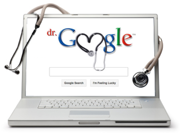 healthcare in the age of dr  google